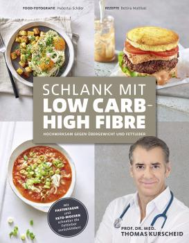 Schlank mit Low Carb - High Fibre